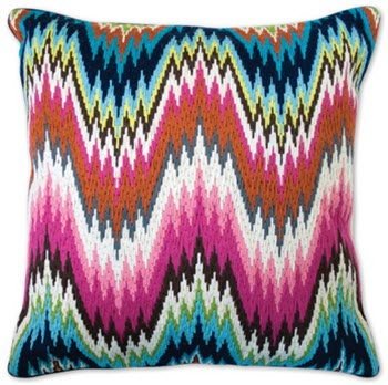 Bargello - Needlepoint